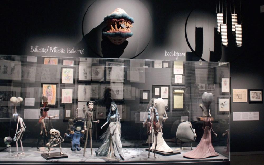 Exposición El Mundo de Tim Burton