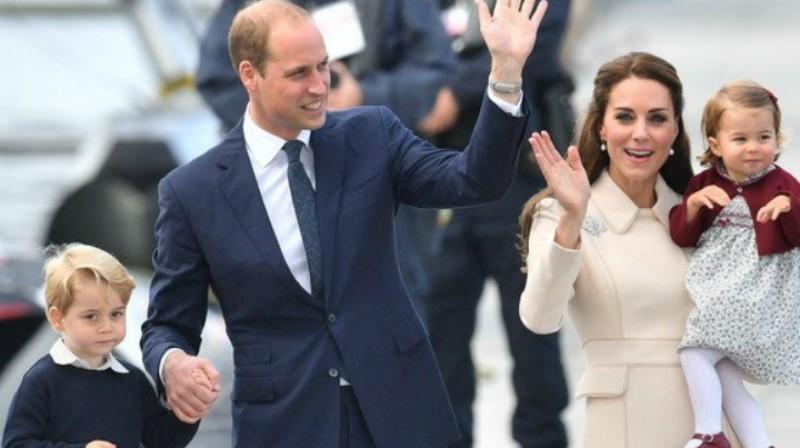 Príncipe Guillermo y Kate Middleton lucen perfectos en su foto