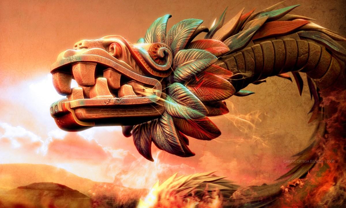 Historia: cuando Quetzalcóalt salvó la navidad d Santa Claus