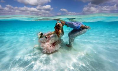 Casarse, Mar Caribe, Hermoso, Original, Boda, Lugares