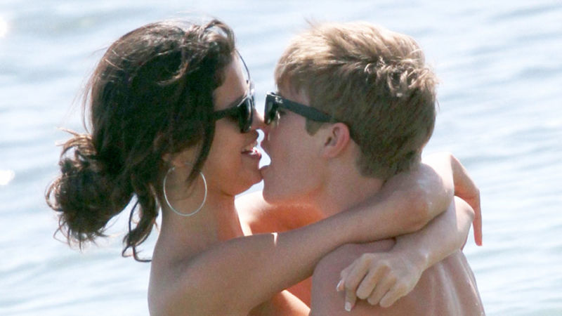 Selena Gomez y Justin Bieber pasaron juntos años nuevo en México