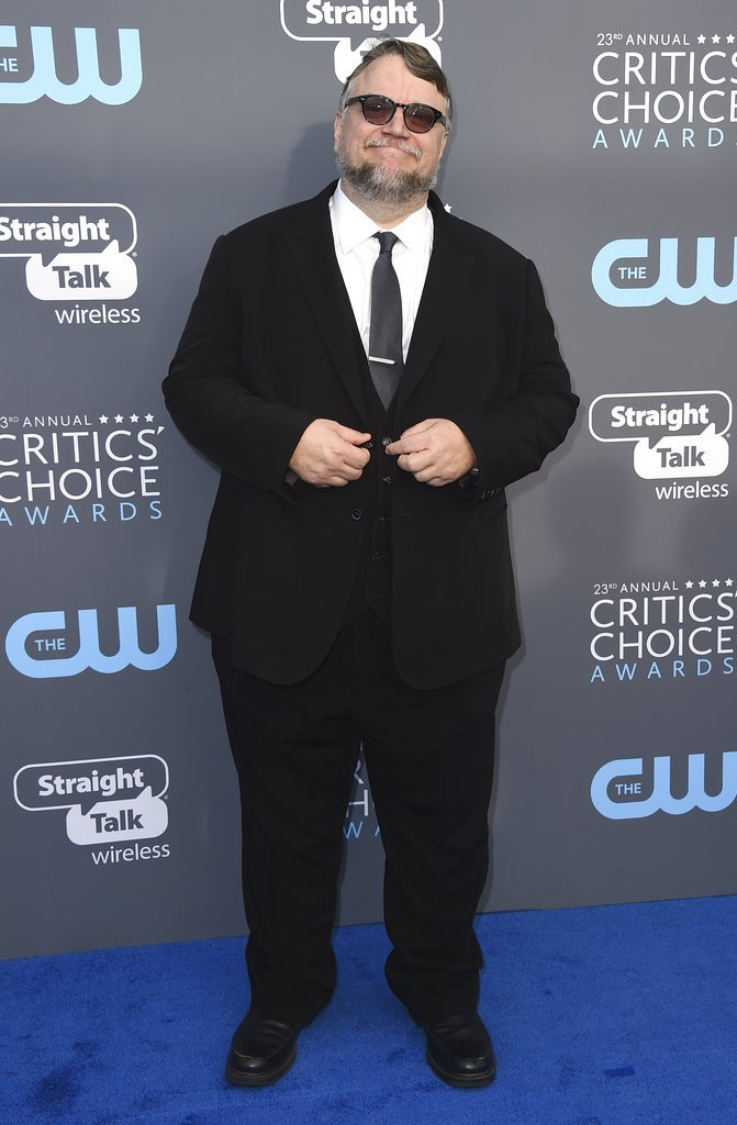 Guillermo del Toro, Mejor Director en los Critics' Choice Awards 2018