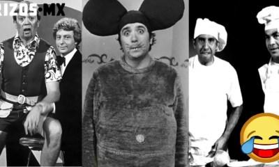 Lo mejor de la comedia mexicana en 17 programas de televisión