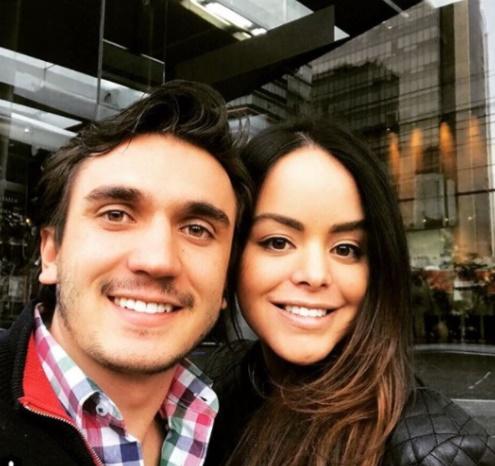José Miguel Pérez y Montserrat Ocampo Vázquez