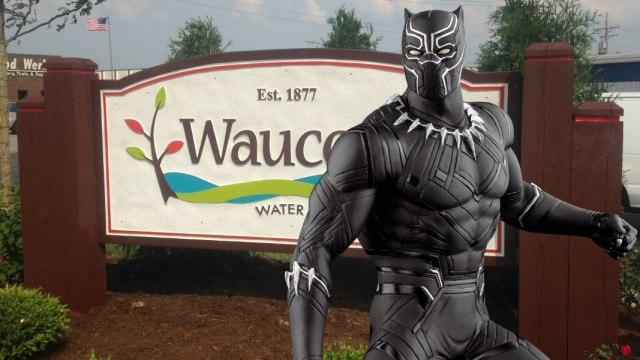Gente está llamando a Wakanda para pedirles vibranium
