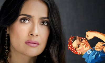 salma-hayek-participacion-baftas-2018-protesta-acoso-sexual-hollywood-momento-viral