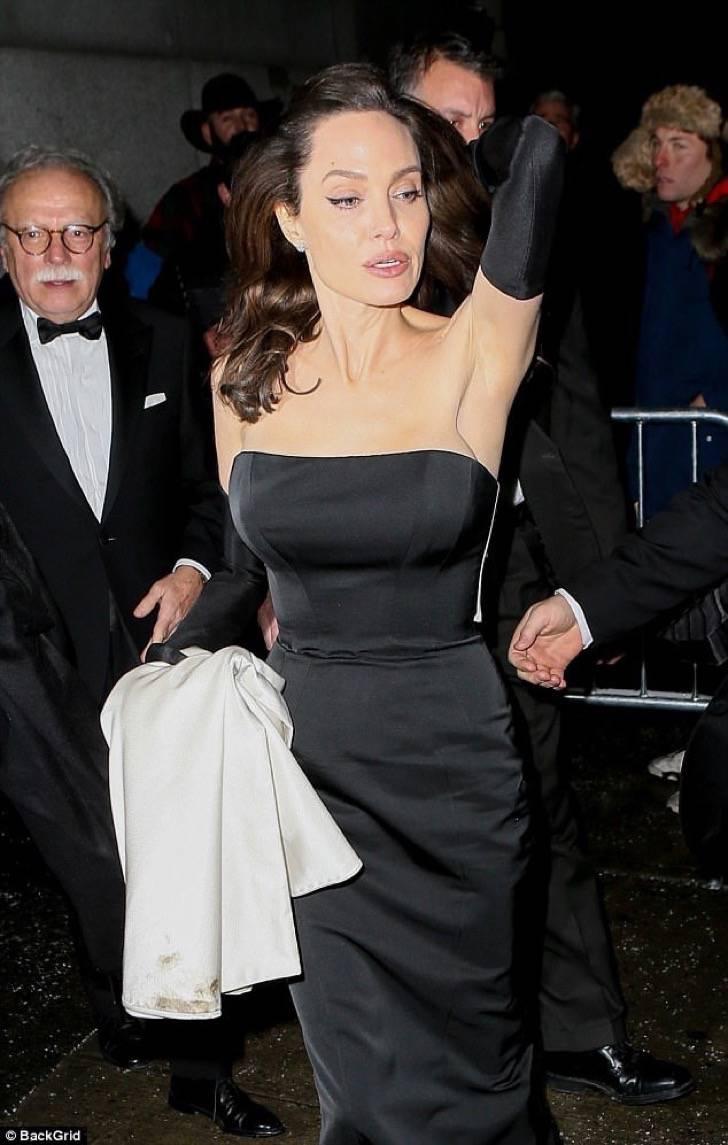 Angelina Jolie gala ONU
