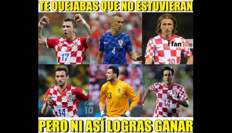 Mexico Croacia Memes Derrota Araujo Nestor Lesion Falta 1 osorio 2