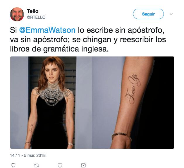 emma-watson-tatuaje-timesup-falta-ortografia-entrega-premios-oscars-2018