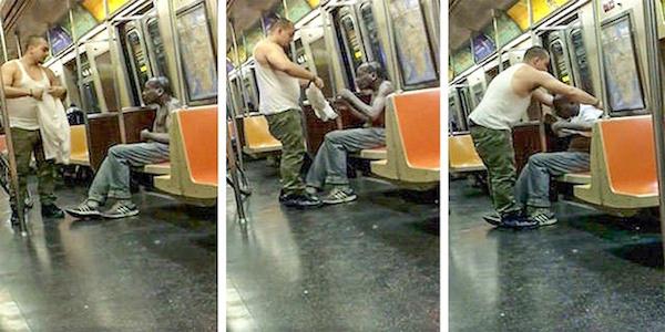 Estas fotos nos demuestran que todavía hay gente buena en el mundo