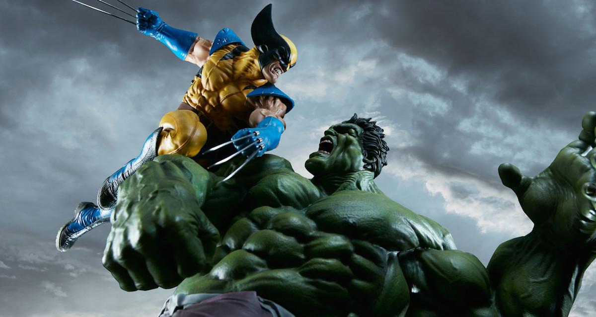 Wolverine-Hulk-Simulador-Pelean