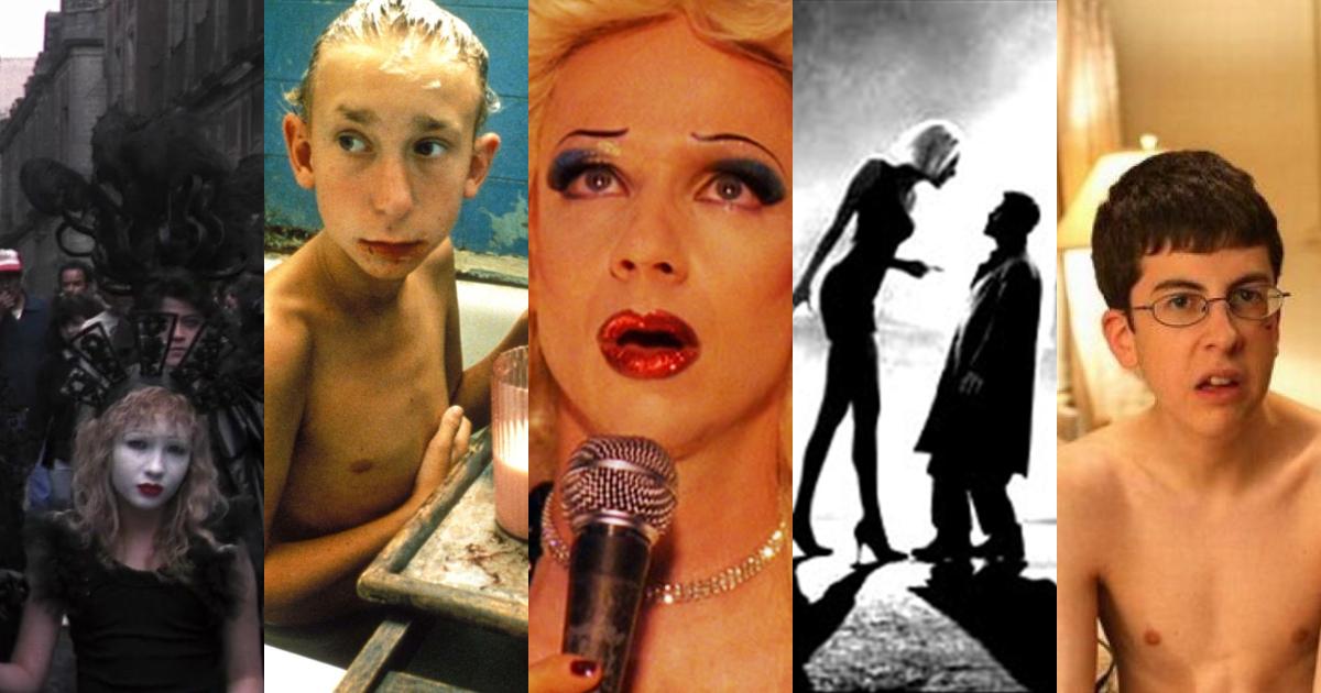 10 películas para freaks, perdedores, marginados y parias