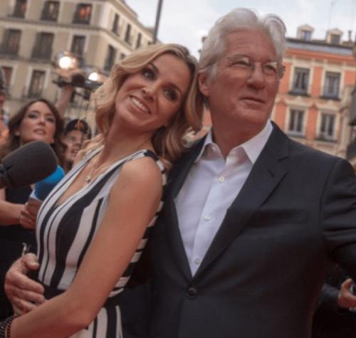 Richard Gere se casa a sus 68 años