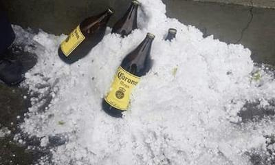 Granizada-Cervezas