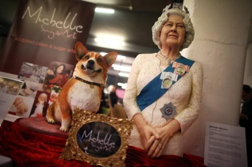 Reina Isabel II perdió a su corgi Willow