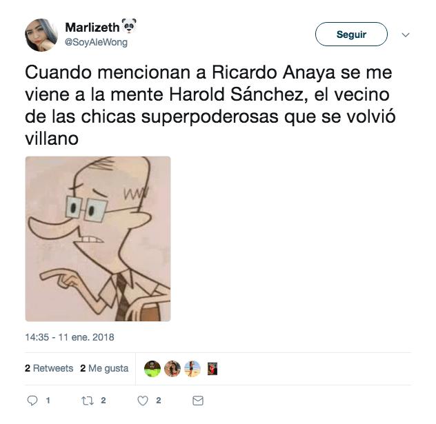 Anaya Superpoderosa