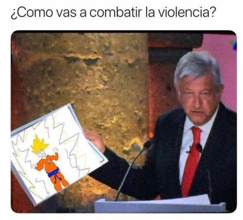 Memes AMLO debate
