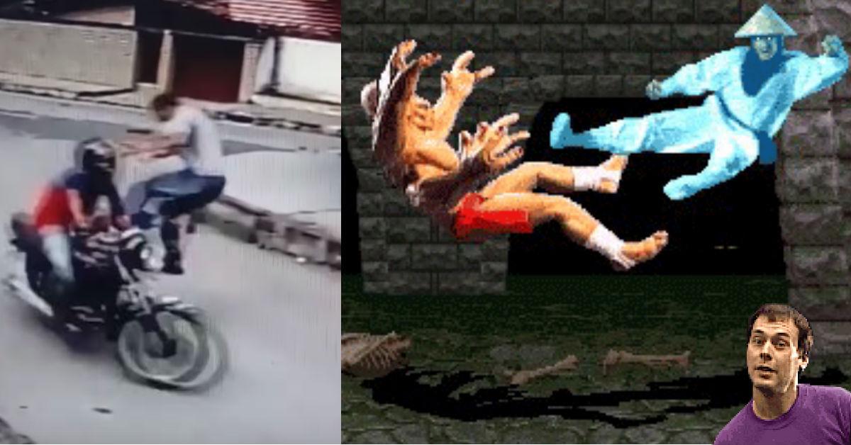 detiene-ladron-moto-patada-voladora-brasil-gta-vice-city