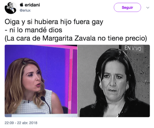 Margarita Zavala memes debate presidencial