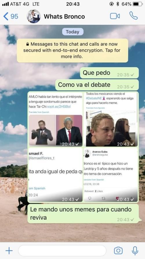memes whatsapp bronco