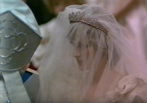 La princesa Diana estará presente en la boda de Meghan y Harry