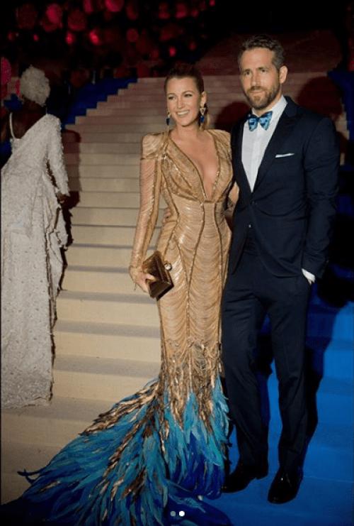 La esposa de Ryan Reynolds está celosa de una cantante de kpop