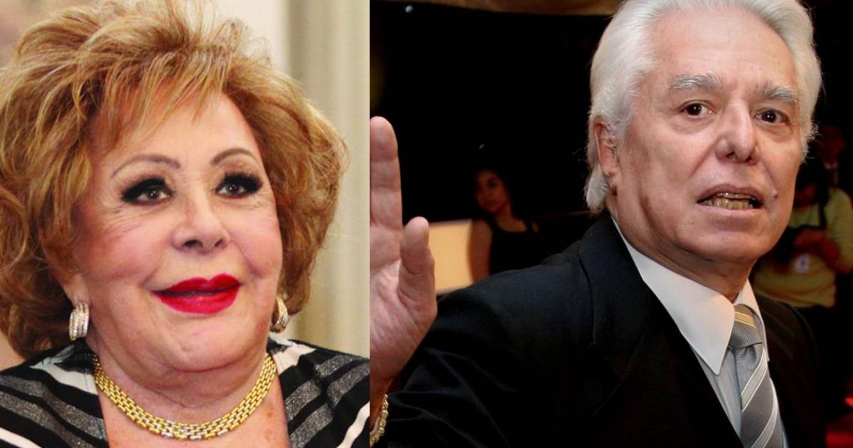 Enrique Guzman Admite Que Maltrato A Silvia Pinal