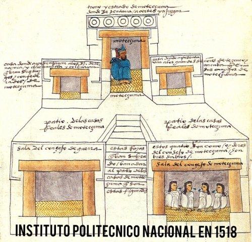Peña Nieto Dice que el IPN tiene 500 años
