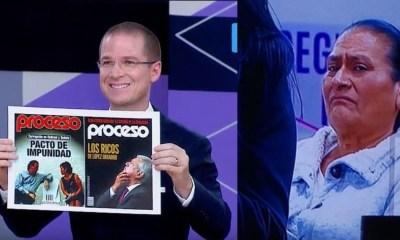 Portadas Revista Proceso Ricardo Anaya