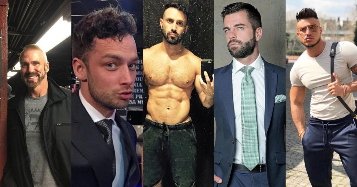 Actores gay que tienes que seguir en instagram
