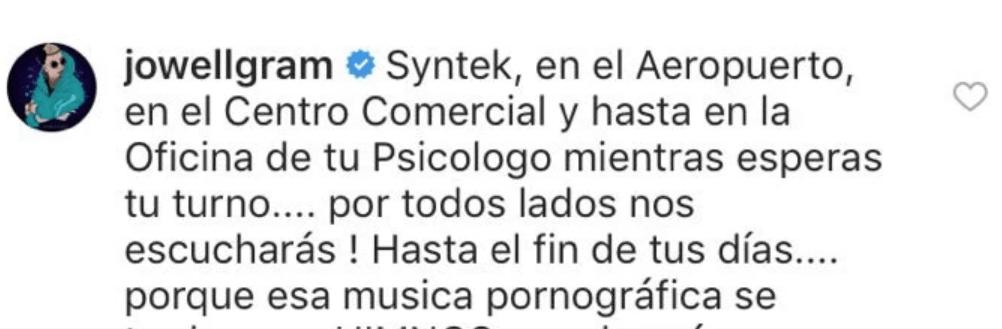 mensaje-contra-regueton-j-balvin-de-aleks-syntek-en-su-cuenta-oficial-de-instagram