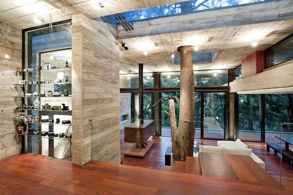 Ejemplos increíbles de que la arquitectura y la naturaleza pueden llevarse bienEjemplos increíbles de que la arquitectura y la naturaleza pueden llevarse bien