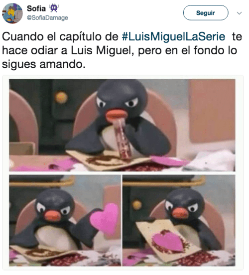 Capitulo cinco Luis Miguel La Serie