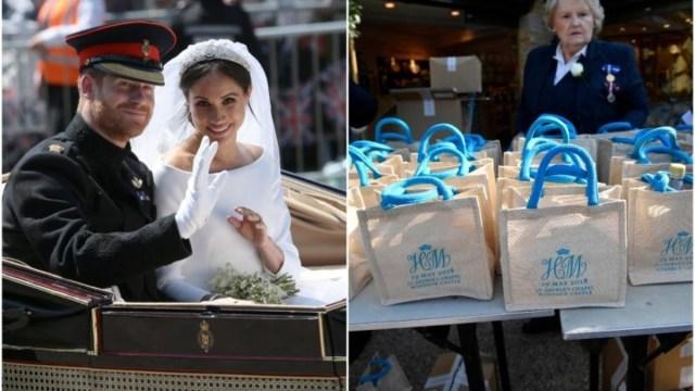 Meghan Marrkle boda real regalos príncipe harry
