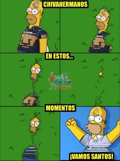 Memes America Santos