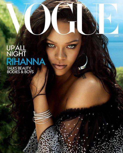 Rihanna comparte tutorial de maquillaje