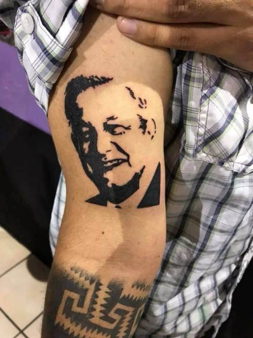 Tatuaje AMLO