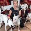 Liz Haslam Mike Mujer Marido Perros