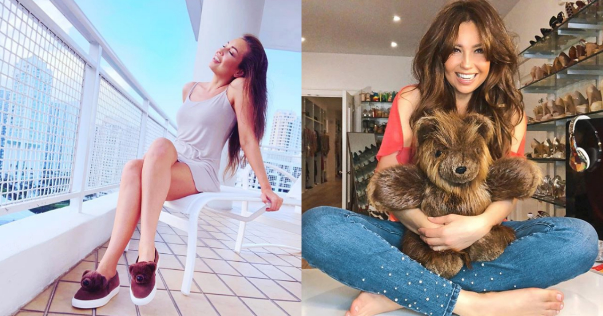 Thalía Sexys Fotos Bikini, Thalía Fotos Bikini, Instagram, Fotos, Utah, Bikini