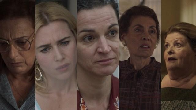 Mujeres, Capitulo 7, Luis Miguel, La Serie, Marcela Basteri, Mama