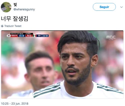 Carlos Vela Corea Del Sur