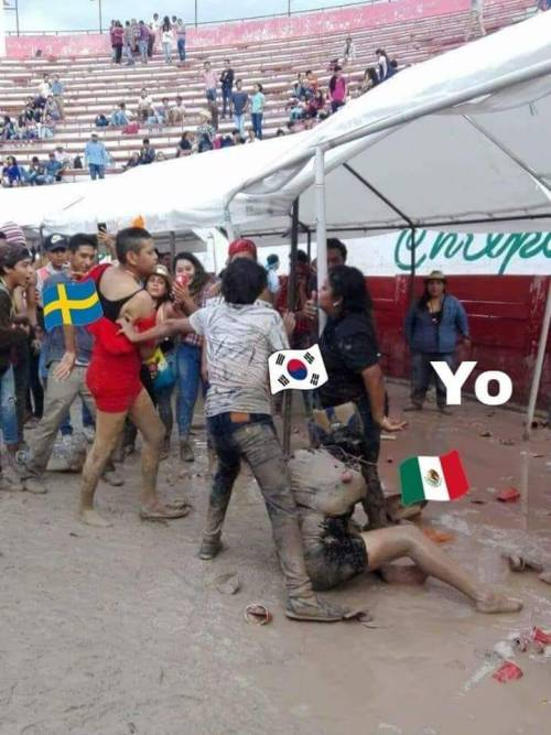 Memes Mexico Corea Octavos