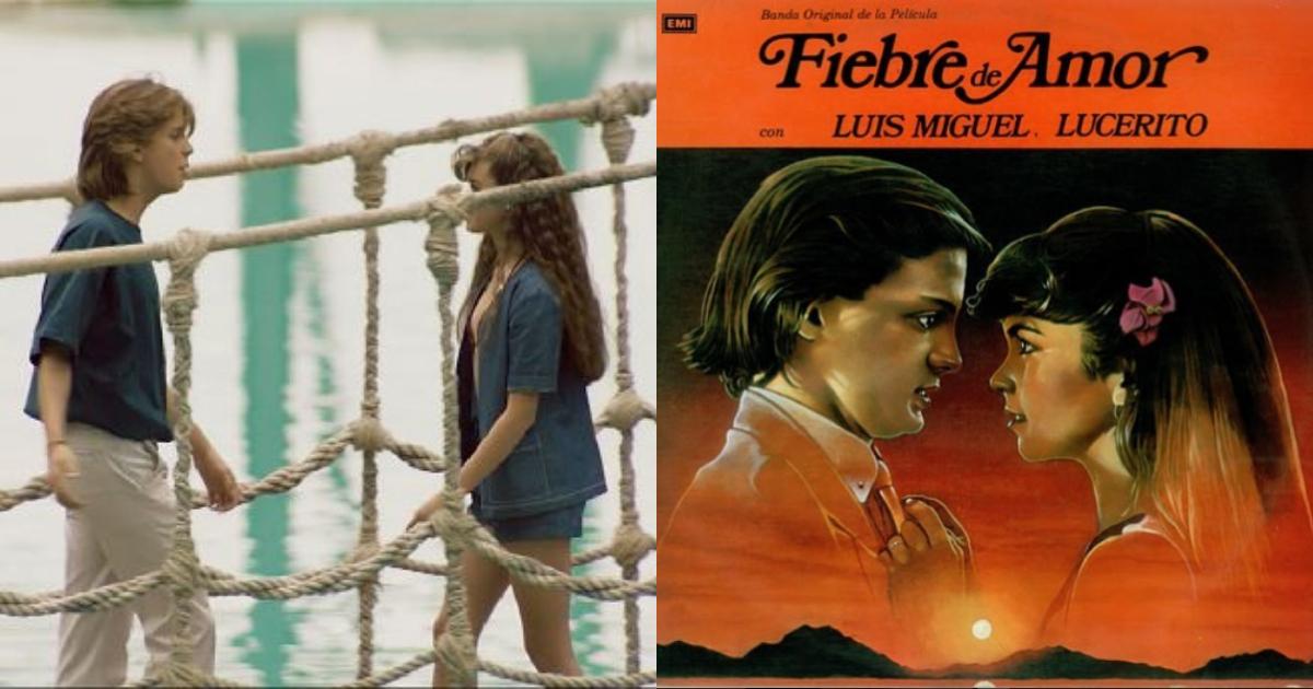 Fiebre De Amor, Luis Miguel y Lucero, Lucero, Luis Miguel, Boda Luis Miguel Lucero, Luis Miguel Serie