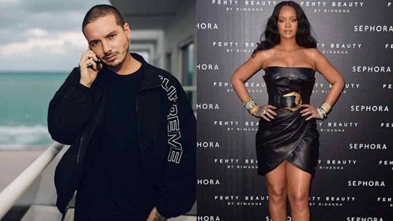 J Balvin Intimida Conocer Rihanna Instagram Publicación