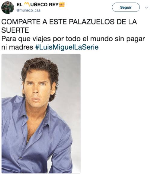 Distanciamiento Luis Miguel Roberto Palazuelos