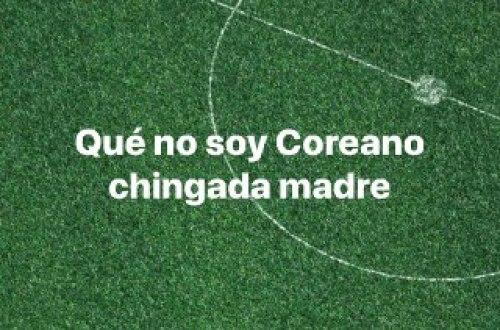 Memes Corea México