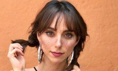 Captan Natalia Téllez Dándose besos Chumel Torres