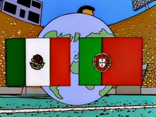 Simpsons Predicen Final Mundialñ