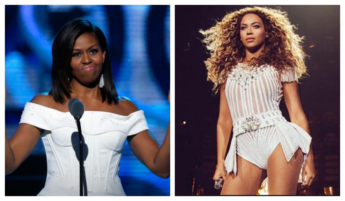 Michelle Obama Mayor Fan Beyoncé Jay Z