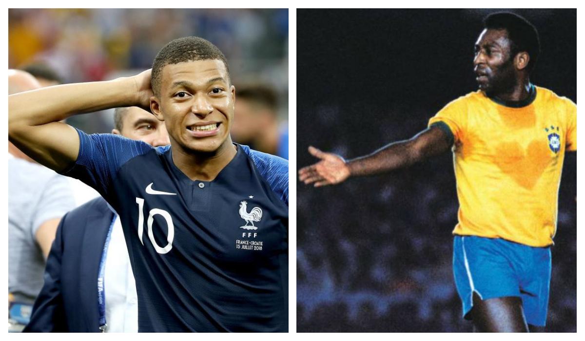 Mbappé Respondió Pelé Twitter Humilde Mundial